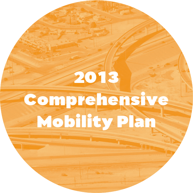 2013 Comprehensive Mobility Plan