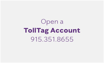 Tolltag account