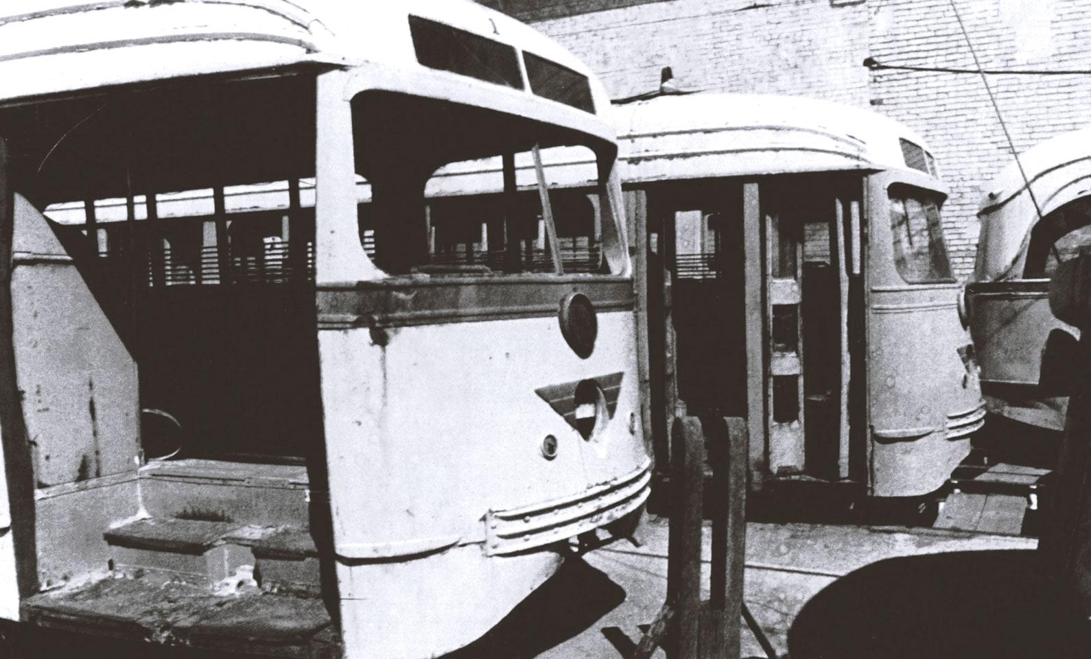 Moving Forward - El Paso's Streetcar History